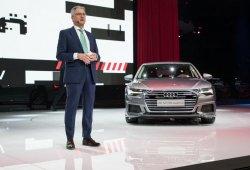 Rupert Stadler, jefe de Audi, explica por qué la actualización de software es la solución al Dieselgate