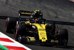 Sainz pone a Renault por delante de McLaren