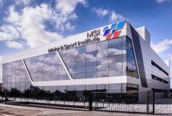 Teo Martín presenta el Motor & Sport Institute en Madrid
