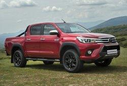 El nuevo Toyota Hilux Invincible ya está disponible en España
