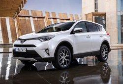 Toyota finaliza la producción de la versión diésel del RAV4