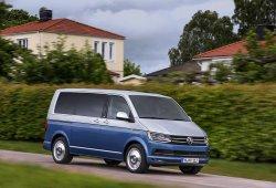Alemania - Abril 2018: El Volkswagen Transporter firma el mejor resultado de su historia