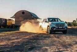 Australia - Abril 2018: El Mercedes Clase X debuta en la tierra de los pickups