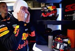"""Horner insta a Verstappen a aprender de Ricciardo: """"Tiene un buen profesor al lado"""""""