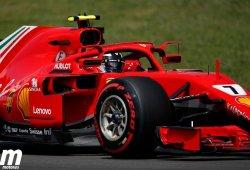 """Vettel y Räikkönen, a vueltas con los Pirelli: """"Podría haber sido peor"""""""