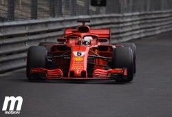 "Vettel, sincero: ""Ricciardo era demasiado fuerte, no pude seguirlo"""