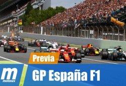 [Vídeo] Previo del GP de España de F1 2018