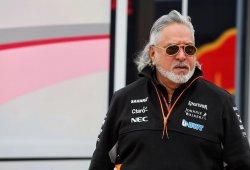 Vijay Mallya deja la dirección de Force India