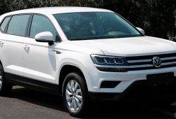 Volkswagen Tharu: un nuevo SUV que emana del Skoda Karoq
