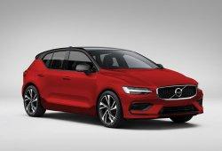 Volvo V40 2019: así será el nuevo diseño del compacto sueco