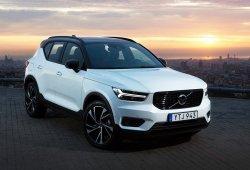 La producción del Volvo XC40 será ampliada por la elevada demanda