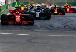 Whiting ignora la queja de Hamilton sobre el comportamiento de Vettel en Bakú