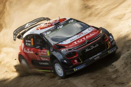 Citroën rompe su relación con el británico Kris Meeke
