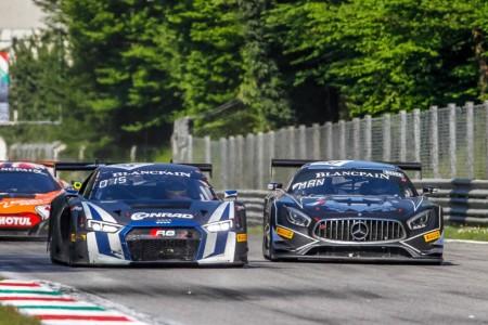 La Endurance Cup y sus GT3 asaltan el mítico Silverstone
