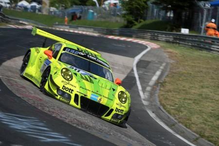 Sigue en directo y al completo las 24 Horas de Nürburgring