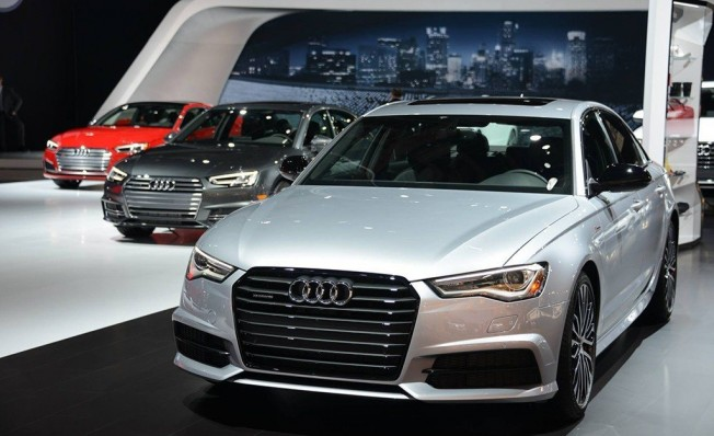 Audi en el Salón del Automóvil de Detroit