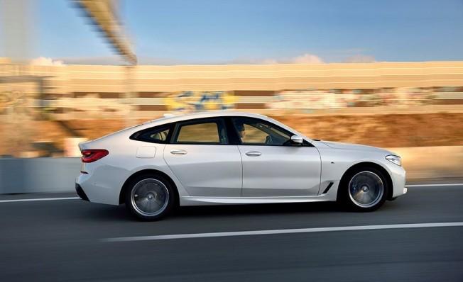 BMW 620d Gran Turismo - lateral