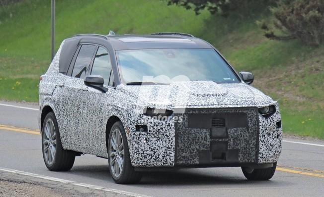 Cadillac XT6 2020 - foto espía