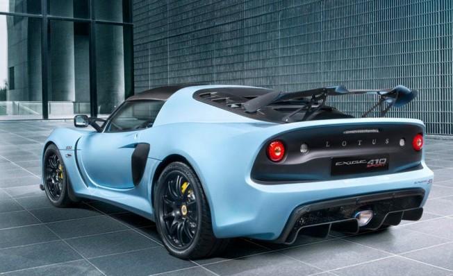Lotus Exige Sport 410 - posterior