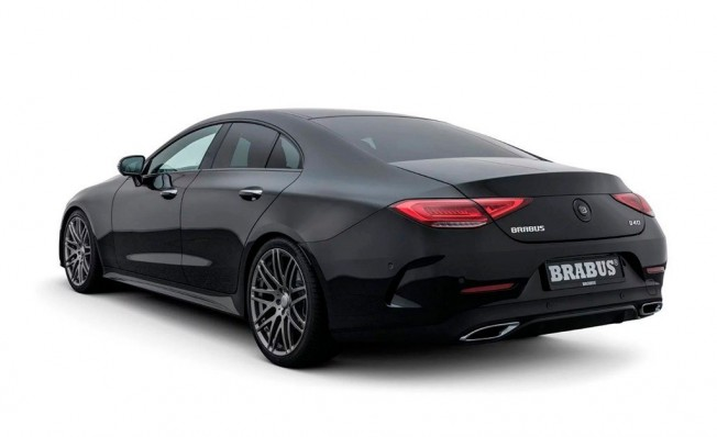 Brabus Mercedes Clase CLS 2018 - posterior