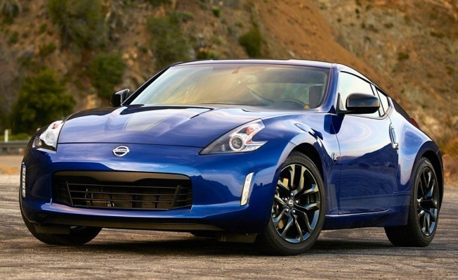 Nissan 370Z Coupe Heritage Edition 2019