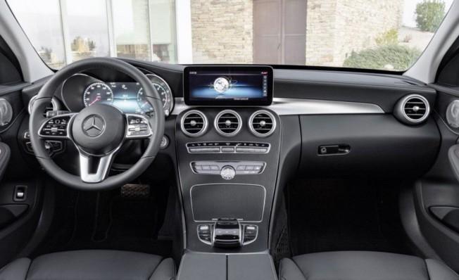 Mercedes Clase C 2018 - interior