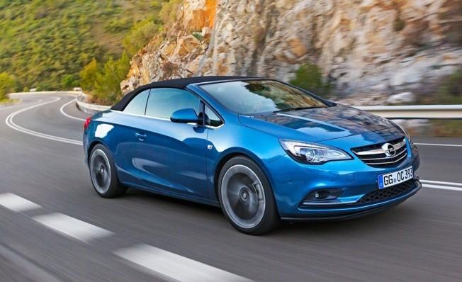 Opel Cabrio 2019