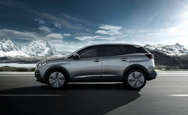 Peugeot 3008 - lateral