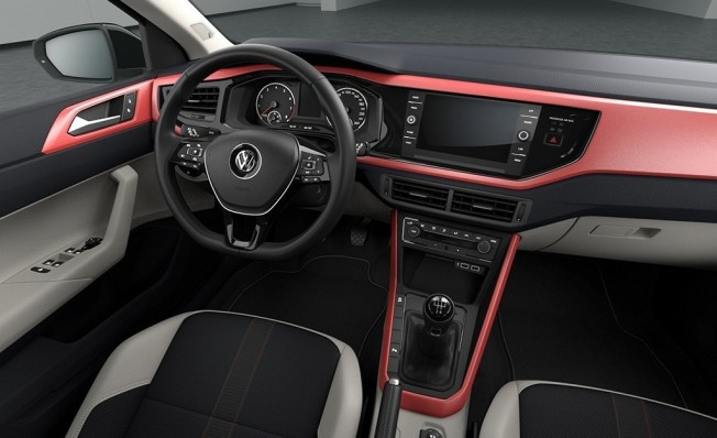 Volkswagen Polo Beats - interior