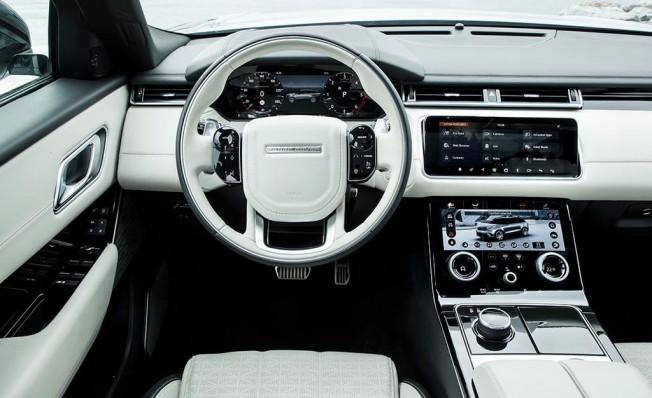 Range Rover Velar 2018 - interior