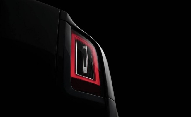 Rolls-Royce Cullinan - teaser