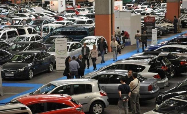 Ventas de coches de ocasión en España - Abril 2018