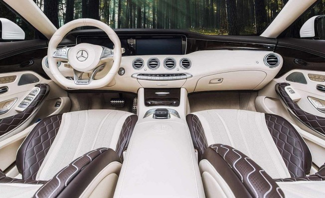 Mercedes-AMG S 63 Cabrio por Vilner