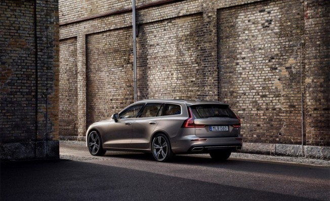 Volvo V60 2018