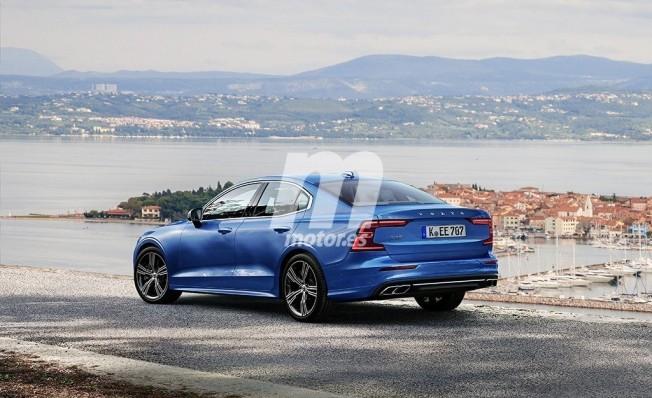 Volvo S60 2019 - recreación