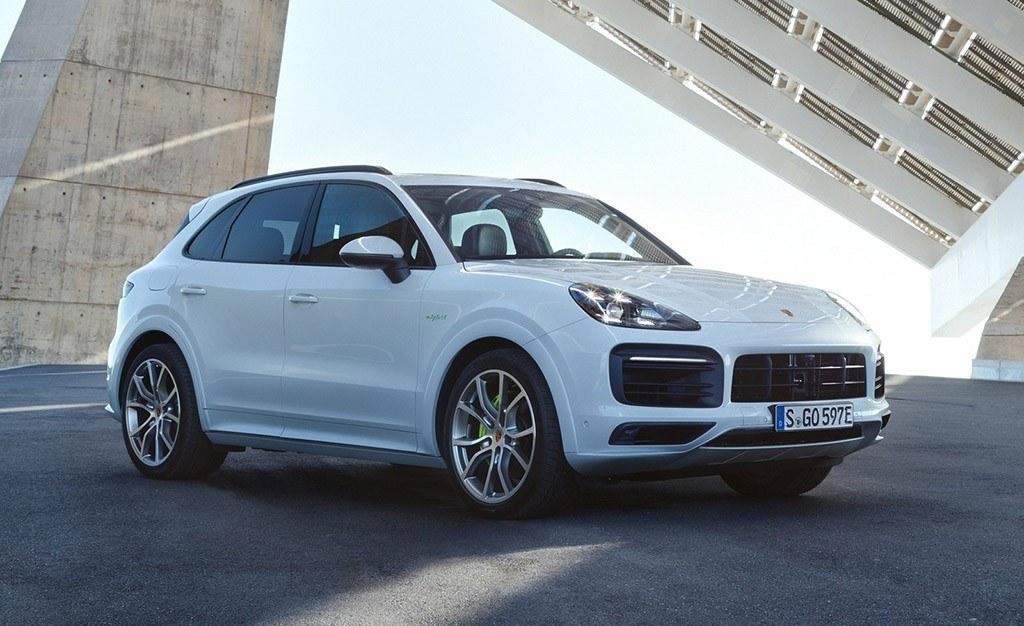 Porsche Cayenne E-Hybrid 2018: la nueva generación se electrifica