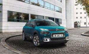 El nuevo Citroën C4 Cactus 2018 estrena el motor 1.5 BlueHDi de 100 CV
