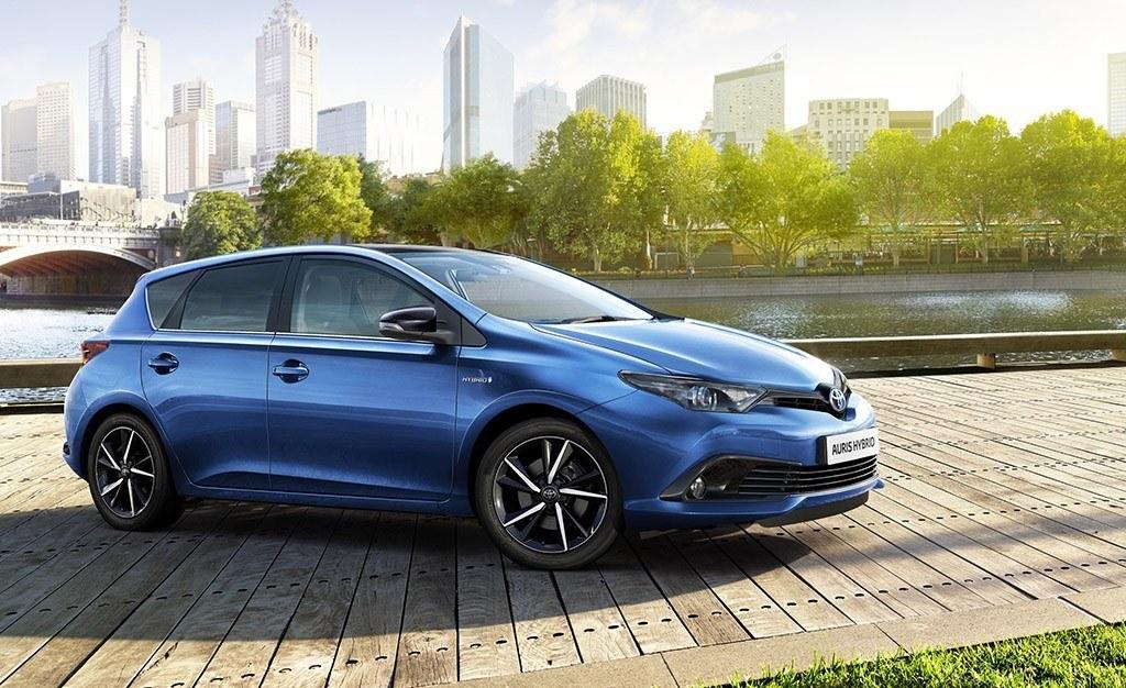 La gama 2019 del Toyota Auris gira alrededor de la mecánica híbrida
