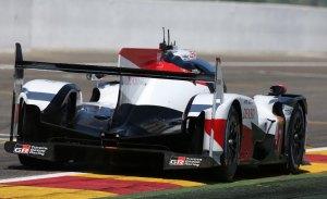 Pole del Toyota #8 de Alonso tras ser excluido el Toyota #7