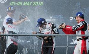 Toyota explica la inusual ausencia de Kobayashi en el podio