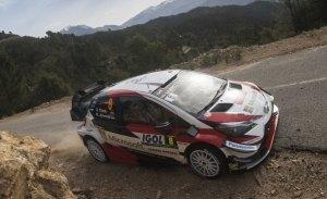 El Toyota Yaris WRC tendrá una gran evolución de motor