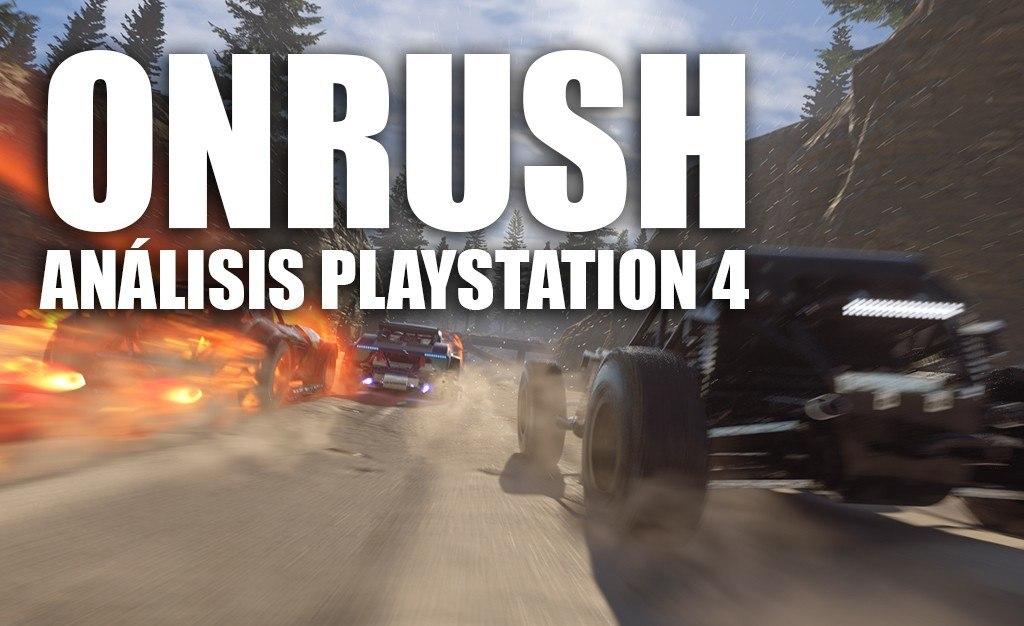 Análisis ONRUSH para PlayStation 4: derriba, destruye y... ¡Diviértete!