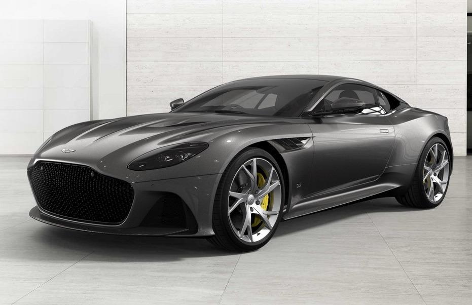 Aston Martin abre el configurador del espectacular DBS Superleggera