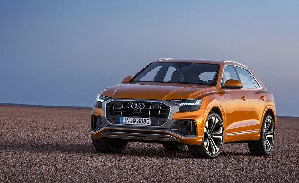 Audi Q8 2018: se presenta en sociedad el buque insignia de la familia Q