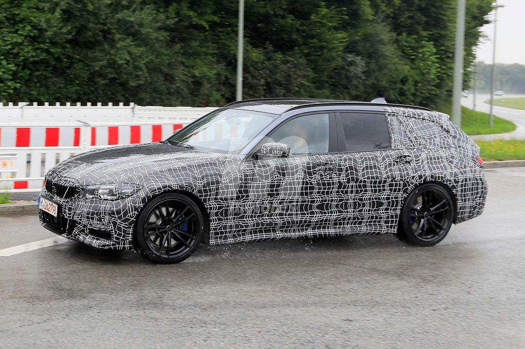 El nuevo BMW Serie 3 Touring G21 con más detalle