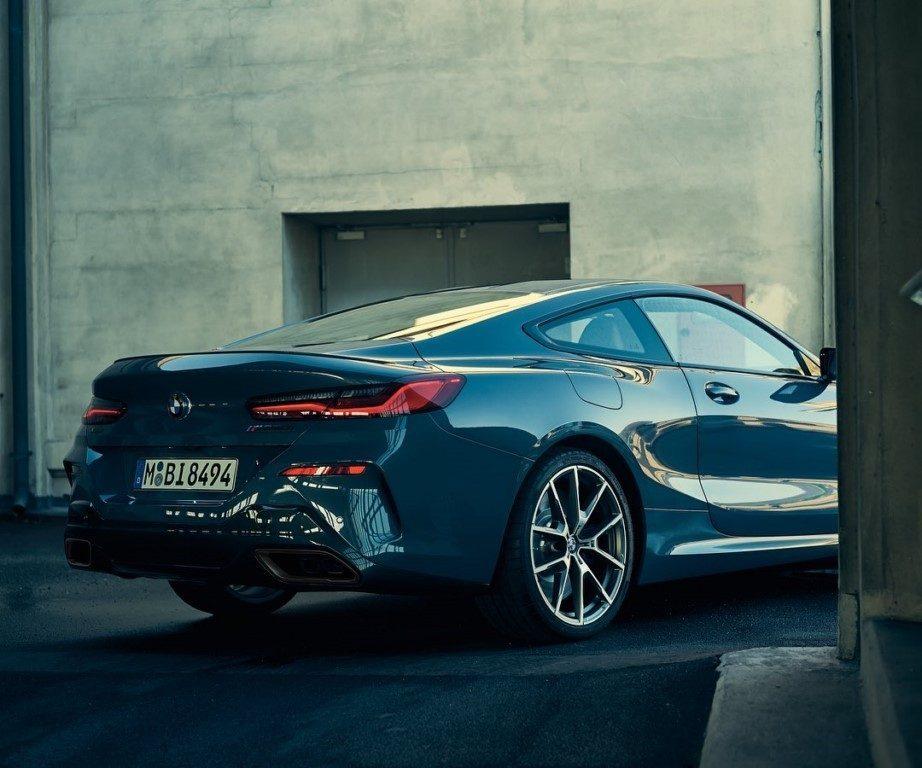El nuevo BMW Serie 8 Coupé debuta en Le Mans
