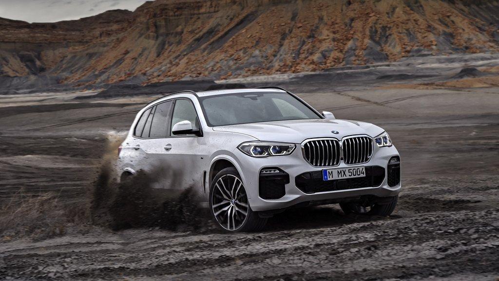 Oficial: La nueva generación del BMW X5 se desvela antes de debutar en el Salón de París 2018