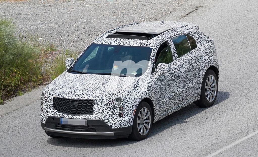 El nuevo Cadillac XT4 prepara su desembarco en Europa