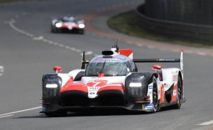Doblete de Toyota en la sesión de libres de Le Mans