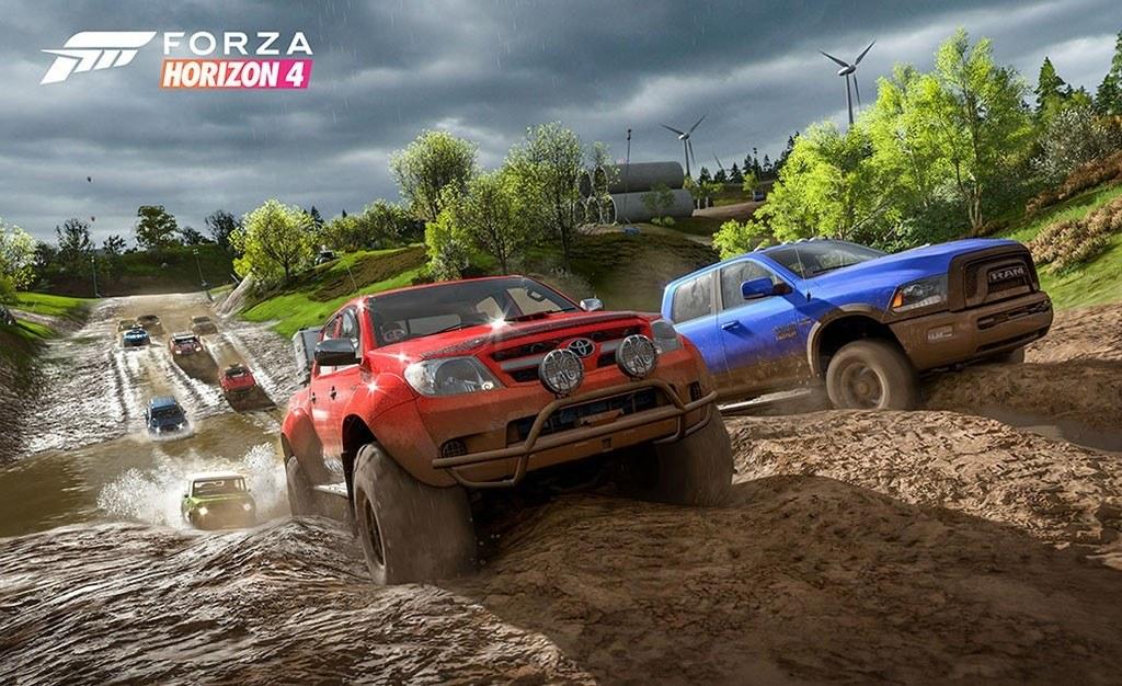 Forza Horizon 4: confirmadas las 3 ediciones del esperado juego